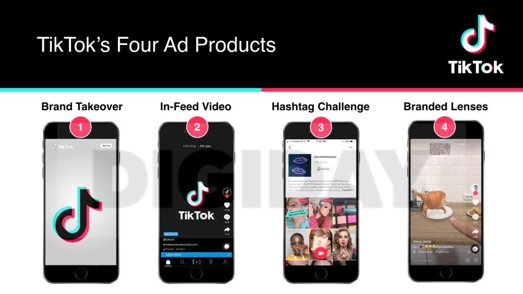 advertise your brand on tiktok