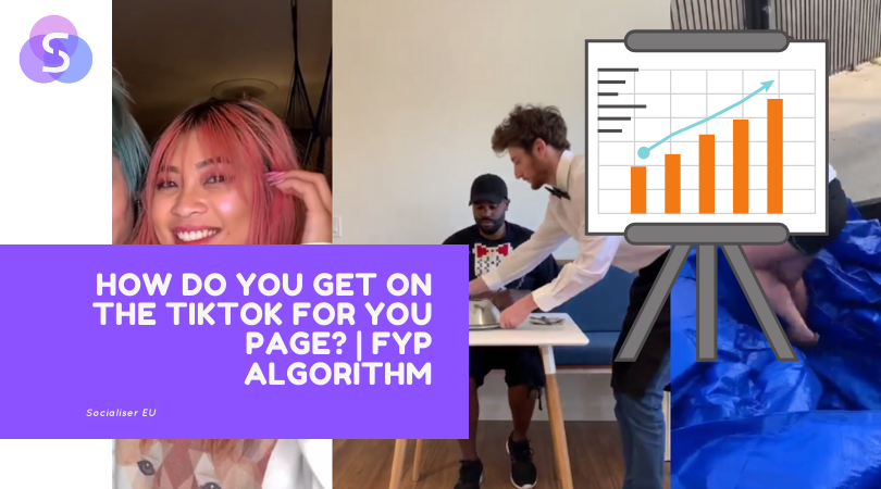 How Do You Get on the TikTok for You Page - FYP Algorithm