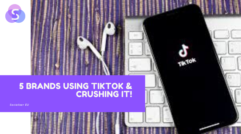 5 Brands Using TikTok & Crushing It!